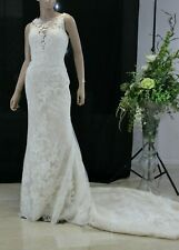 Abito da Sposa Pronovias Erma  Wedding Dress Bridal  Matrimonio Taglia 46 IT