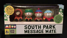 RARE 1998 Comedy Central South Park Message Mate - Cartman, Kyle, Kenny, Stan