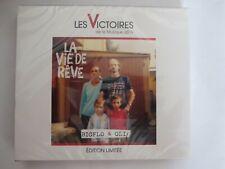 """CD NEUF SOUS BLISTER EDITION LIMITÉE """"LA VIE DE RÊVE"""" DE BIGFLO & OLI"""