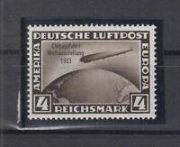 CP7470/ GERMANY REICH – ZEPPELIN - MI # 498 MINT MNH – CV 415 $