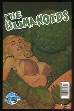 The Humanoids from the Deep # 1 Comic Roger Corman's 1980 Movie sequel Rare NEW