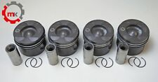 Mercedes OM 646 200 220 CDI Sprinter Viano Vito Kolben Piston Set 4 Stück STD