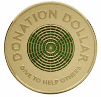 2020 Donation Dollar $1 Coin UNCIRCULATED - From Mint Bag