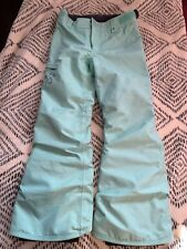 Under Armour Storm WATERPROOF Snow Pants Youth XS YXS TEAL