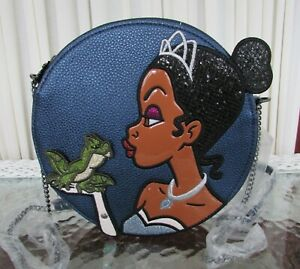 Danielle Nicole Disney Tiana Crossbody Bag Purse Princess & the Frog NWT