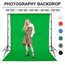 3*5M Photography Background Green Cotton Chromakey Screen Muslin Backdrop