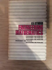Engineering Mathematics - Programmes and Problems