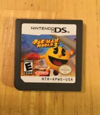 Pac-Man World 3 (Nintendo DS, 2005)  Game only