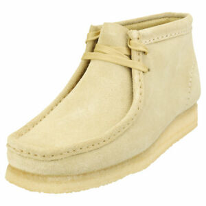 Clarks Originals Wallabee Boot Womens Maple Wallabee Boots - 9.5 US
