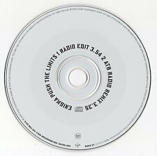 "ENIGMA ""PUSH THE LIMITS"" RARE PROMO CD SINGLE / MICHAEL CRETU - TANNEBERGER"