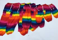 Kids Rayon Rainbow Happy Hippie Pants sizes 1 to 10 years