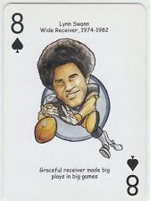 LYNN SWANN Herodecks card Pittsburgh Steelers Football NR MT