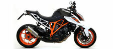 Terminale Race-Tech alluminio con fondello carby Arrow KTM 1290 SUPERDUKE 2017>