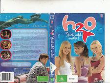 H20 Just Add Water-Vol 6-2006-TV Series Australia-5 Episodes-DVD