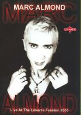 MARC ALMOND - LIVE AT LOKERSE FEESTEN 2000 NEW DVD