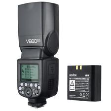 Godox V860II-F GN60 TTL HSS 2.4G Li-ion Battery Flash Speedlite for Fujifilm