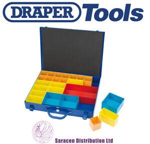 DRAPER 24 COMPARTMENT STEEL ORGANISER - 22299