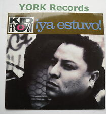 "KID FROST - Ya Estuvo! - Excellent Condition 7"" Single Virgin America VUS 32"