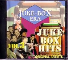 JUKE BOX ERA V3 CD Troggs MARY WELLS Bill Haley jukebox