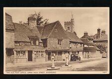 Kent SEVENOAKS High St Old Post Office c1930s? PPC