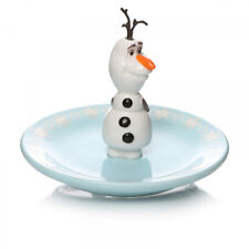 OFFICIAL DISNEY FROZEN 2 OLAF SNOWMAN TRINKET TRAY COIN KEY ACCESSORY DISH