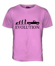 Rimborsato Evolution Of Uomo T-Shirt Maglietta Giftvan Stile Camionista