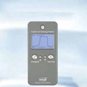 LS130 UV Energy meter UV Integrating Radiometer UV intensity meter
