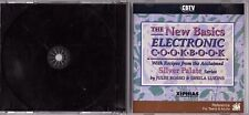 The New Basics Electronic Cookbook - Commodore CDTV / Amiga CD32 CD-ROM - As-Is
