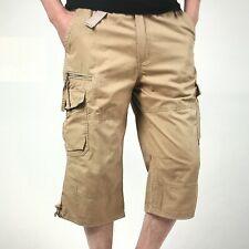 "Men's cargo/combat shorts in size 28""-31""-NEW"