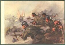 TAFURI CLEMENTE. Serie cartoline O.M.S. a cura Ufficio Storico della Milizia