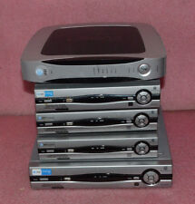 AT&T U-Verse Motorola Receiver Lot_3x Model VIP1200_1x Model VIP1225.