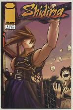 Shidima #2 (Mar 2001, Image [Dreamwave]) Adrian Tsang, Warui Namekemono