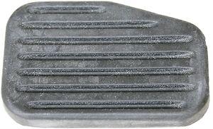 Volvo 850 C70 S70 V70 Rubber Brake Pedal Pad - Manual