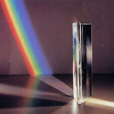 "3"" Best Triangular Prism Optical Spectrum Glass for Physics Teaching Photography"