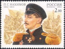 Russie 2002 AMIRAL NAKHIMOV/Naval/Marine/MILITAIRE/marins/Cannon 1 V (n45580)