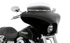 A58 HONDA SHADOW SABRE VT1100 BATWING FAIRING W/ SHIELD & BLACK MOUNTS