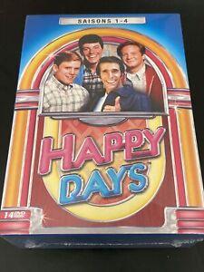 HAPPY DAYS L INTEGRALE SAISONS 1 A 4 COFFRET 14 DVD PARAMOUNT FRANCE NEUF