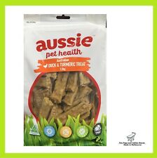 Aussie Pet Health Duck & Turmeric Pet Treats 1.2kg. Grain Free