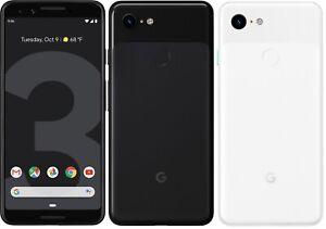 "Google Pixel 3 64GB 5.5"" 4G LTE Factory Unlocked Smartphone G013A - Grade A+"