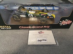 1/18 Graham Hill Quartzo Model