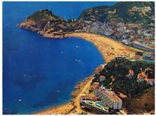 Postal gigante de Tossa de Mar, Costa Brava. 21 x 15,5 cm