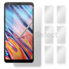 6X LCD Ultra Clear HD Screen Shield Protector for Android Phone LG Stylo 5+
