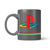 Official PlayStation 25th Anniversary Ceramic w/ Metal Badge 8oz. Mug