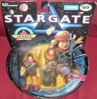 FIGURES VINTAGE GIG 1994 FILM SERIE TV STARGATE,REBEL LEADER RIBELLE SKAARA trek