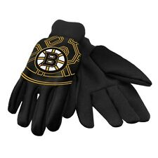 NHL Hockey guantes/Gloves Boston Bruins foil-Print nuevo & OVP