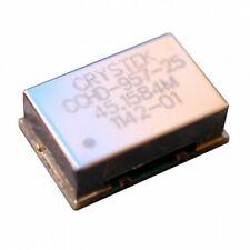 CRYSTEK CCHD-957 Horloge à Bruit de Phase Ultra Faible 49.152MHz 3.3V 25ppm