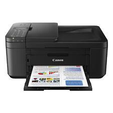 Canon PIXMA TR4550 4-in-1-Multifunktionsdrucker Kopierer Scanner WLAN Schwarz