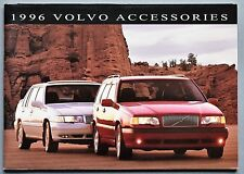 "ORIGINAL 1996 VOLVO ACCESSORIES & CLOTHING BROCHURE ~50 PAGES ~8.5"" X 6""~ 96VOAC"