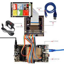 "8051 Microcontroller Development Board Kit USB Programmer for 3.5""TFT LCD Module"