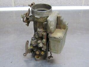 Carter WO Carburetor For Rebuild 134L Fits Willys MB GPW CJ2A CJ3A jeep (D40)